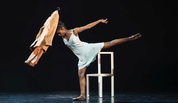 Ballet Black, Cira Robinson as Matilda in Cathy Marston's The Suit photo Bill Cooper