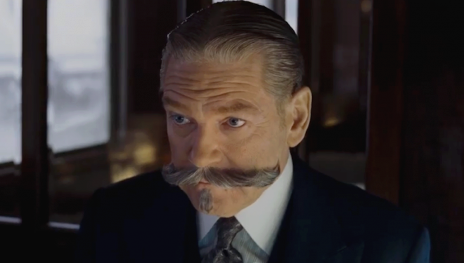 Poirot's back on the big screen for 2020