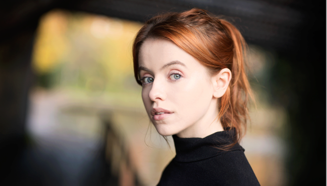 Rosie Day, cast member of The Girl Who Fell