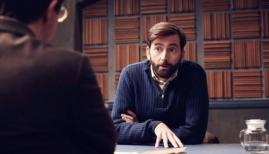 David Tennant in Criminal, Netflix