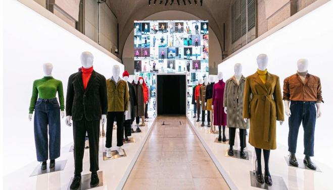 UNIQLO exhibition at Somerset House: The Art and Science of LifeWear, New Form Follows Function