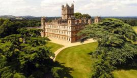 Spend the night at Downton Abbey