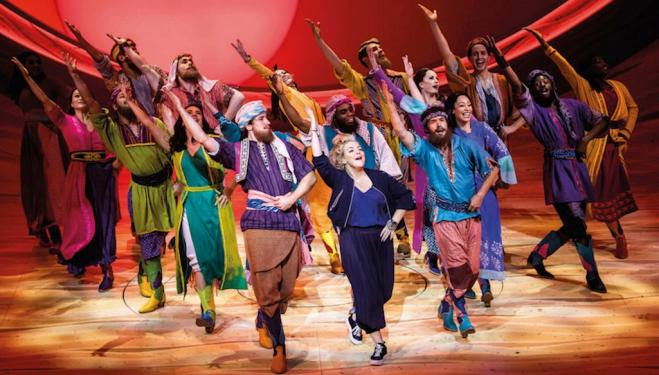 Joseph and the Amazing Technicolor Dreamcoat 2019