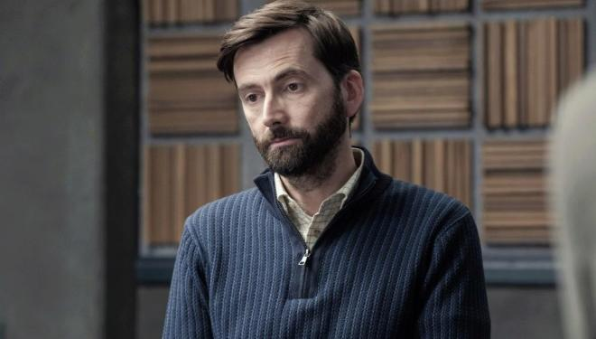 David Tennant is gripping in Criminal, Netflix
