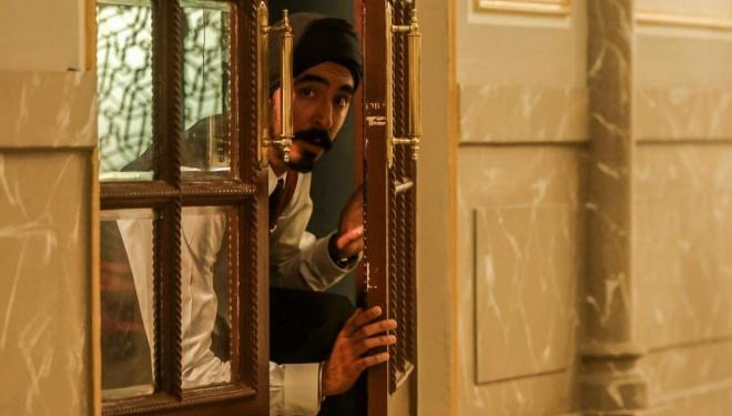 Dev Patel in Hotel Mumbai, Sky Cinema