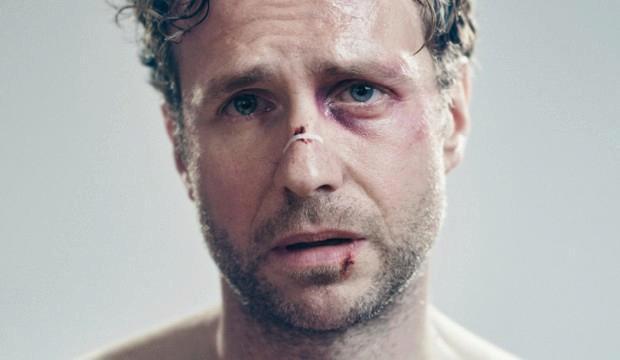 Rafe Spall: Death of England, National Theatre