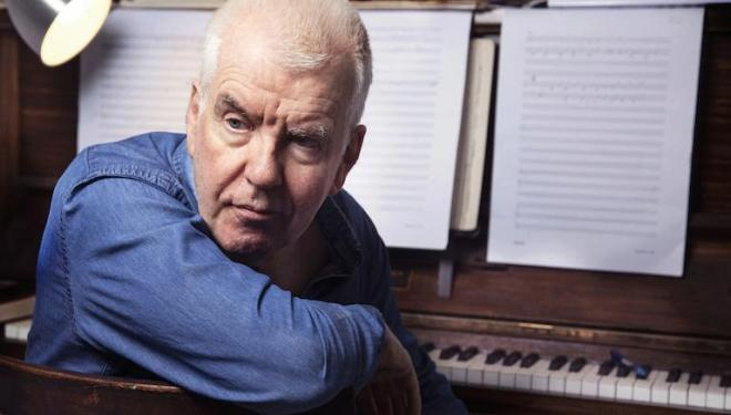 Gerald Barry interview: meet the 'Alice' composer