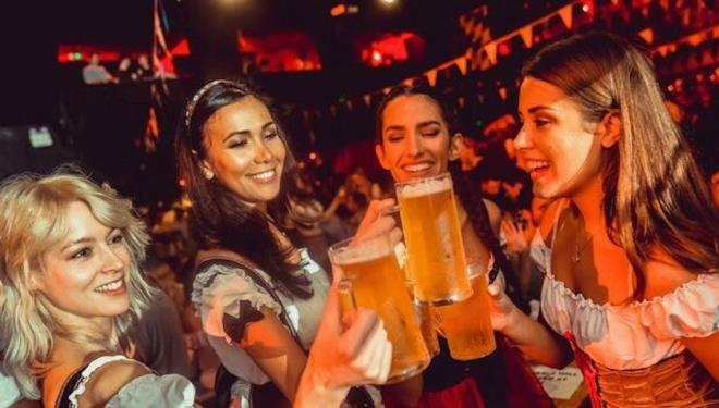 Oktoberfest hits Electric Brixton