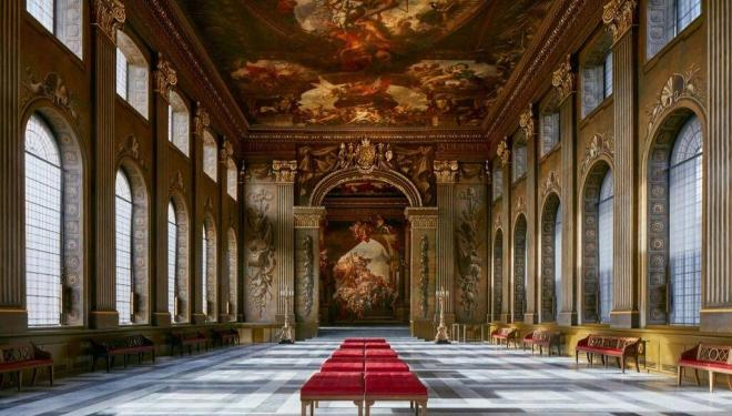 Britain's Sistine Chapel rival re-opens after renovation