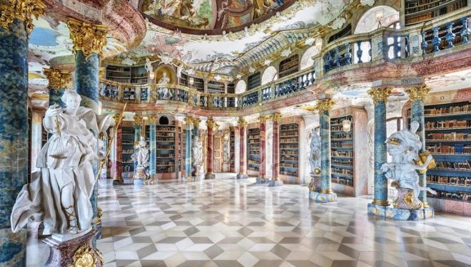 12 of the world's most beautiful libraries