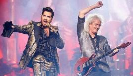 Queen and Adam Lambert announce O2 performance 2020