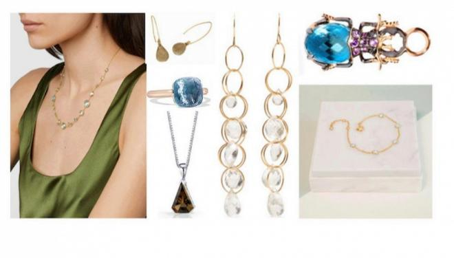 November birthstone jewellery
