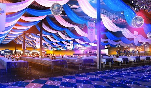 Celebrate Oktoberfest at London's Docklands