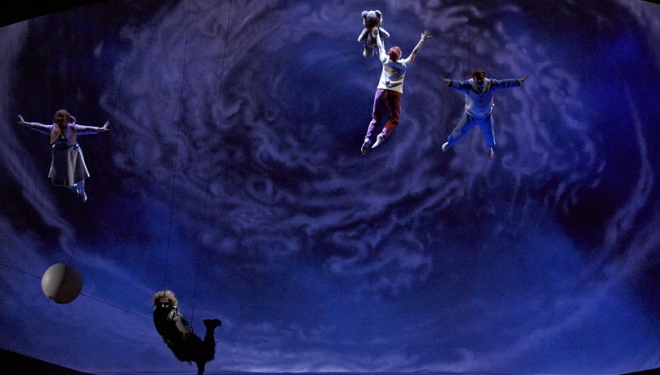 Peter Pan, Royal Opera House