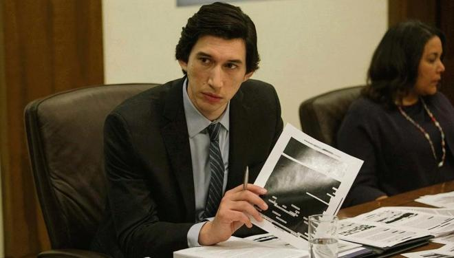 Adam Driver in The Report