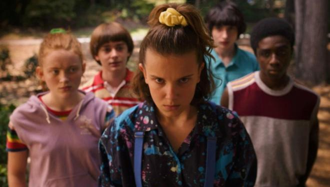 Stranger Things 4 is coming...