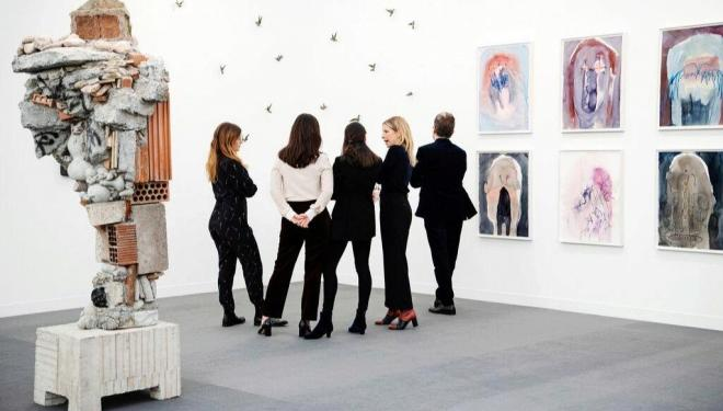 The Frieze booths everyone's talking about