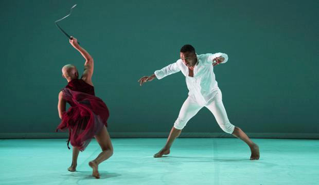 Dada Masilo's South African Giselle