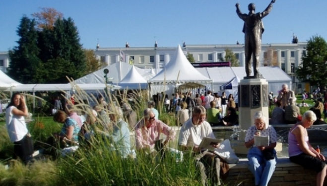 Cheltenham Literature Festival 2014: Our notes