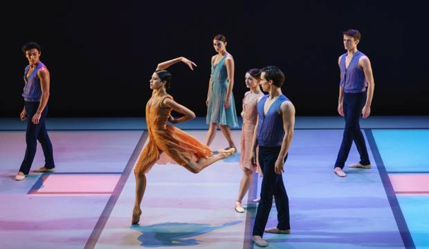 The Royal Ballet celebrates Merce Cunningham