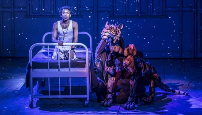 The Sheffield production of Life of Pi, by Johan Persson​​