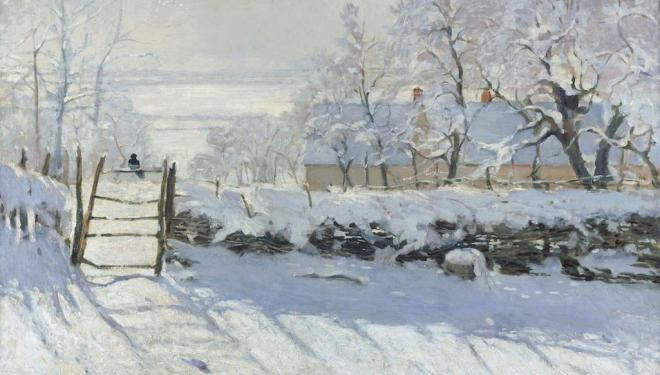 10 paintings to get you in the mood for winter