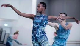 Rambert, Kym Sojourn and Max Day (c) Camilla Greenwell