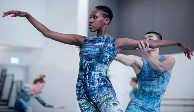 Sadler's Wells hosts Rambert event