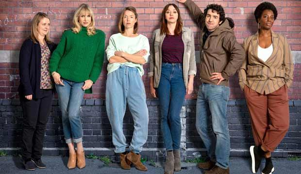 BBC Two's Motherland - another Sharon Horgan classic. Photo: BBC