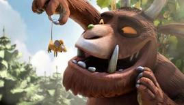 The Gruffalo with orchestra - what's not to love? Paul Sanders/Royal Albert Hall