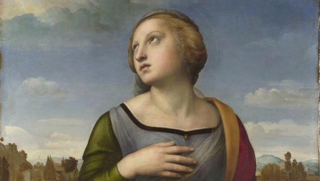 Raphael exhibition, National Gallery