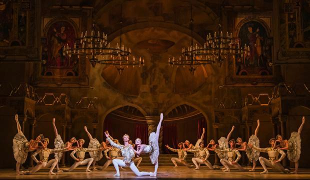 The Royal Ballet, Concerto triple bill