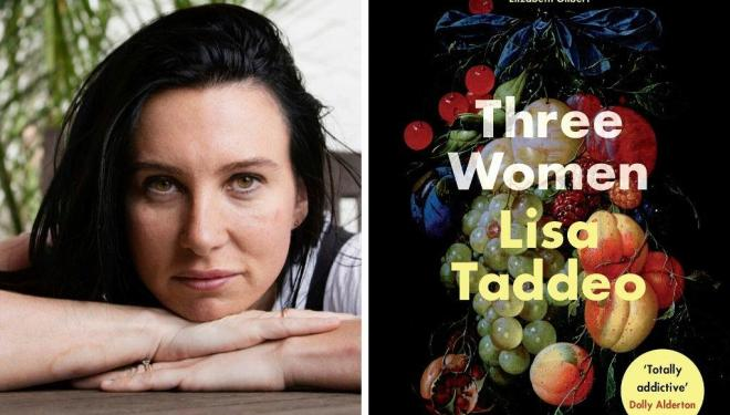 Book now to see Three Women author Lisa Taddeo live