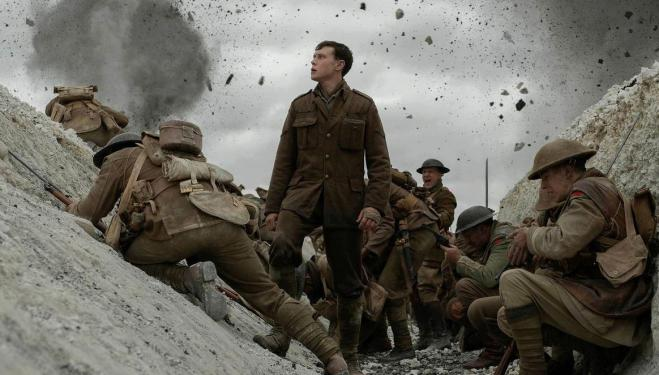 World War I comes to the big screen again with Sam Mendes