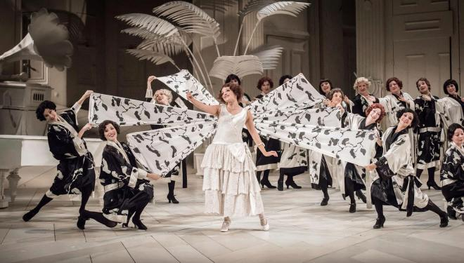 The Mikado, English National Opera review