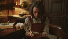Dafne Keen in His Dark Materials, BBC One