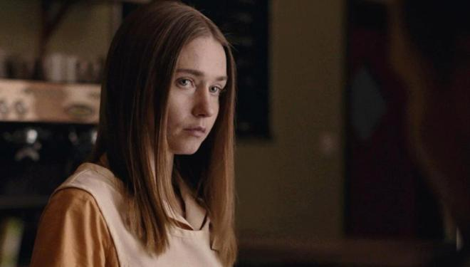 Jessica Barden in The End of the F***ing World, Channel 4/Netflix