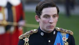 Josh O'Connor plays Prince Charles in The Crown season 3