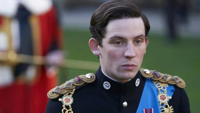Josh O'Connor talks The Crown and Prince Charles