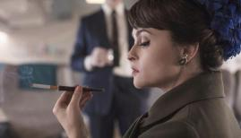 Helena Bonham Carter in The Crown season 3, Netflix