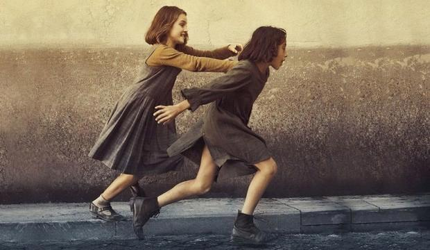 Still from the Sky TV series of My Brilliant Friend