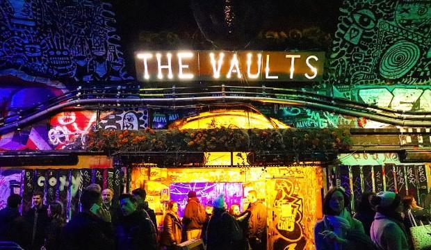Cinderella and An Act of God, The Vaults