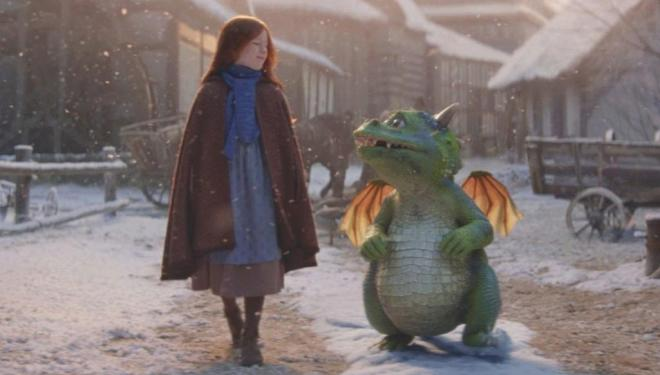 The John Lewis Christmas Ad is here!