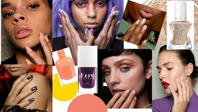 The nail trends for spring/summer 2020