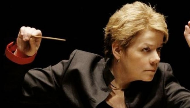Marin Alsop with the LSO, Barbican