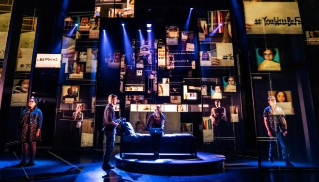 Dear Evan Hansen extends London run