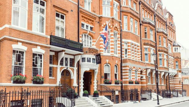 First London hotel to join prestigious hotel list