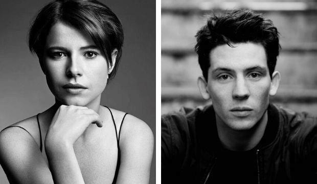 Jessie Buckley and Josh O'Connor star in Romeo and Juliet at National Theatre