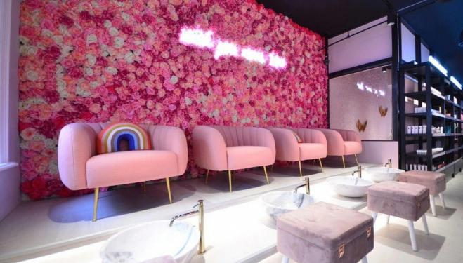 Inside the new After Beauty emporium in London W1