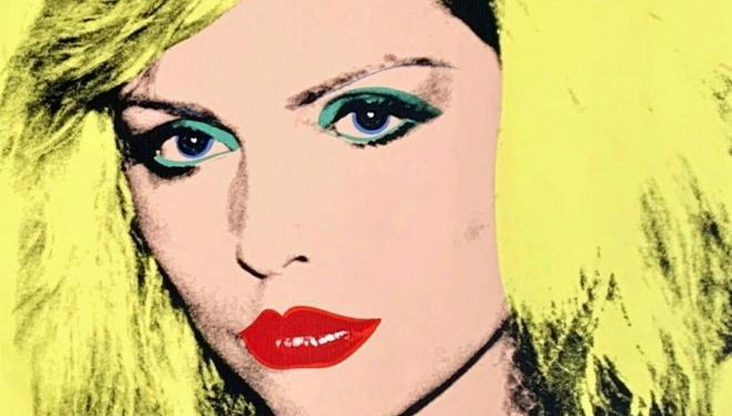 Andy Warhol. Debbie Harry. © 2019 The Andy Warhol Foundation for the Visual Arts, Inc / Artists Right Society (ARS), New York and DACS, London